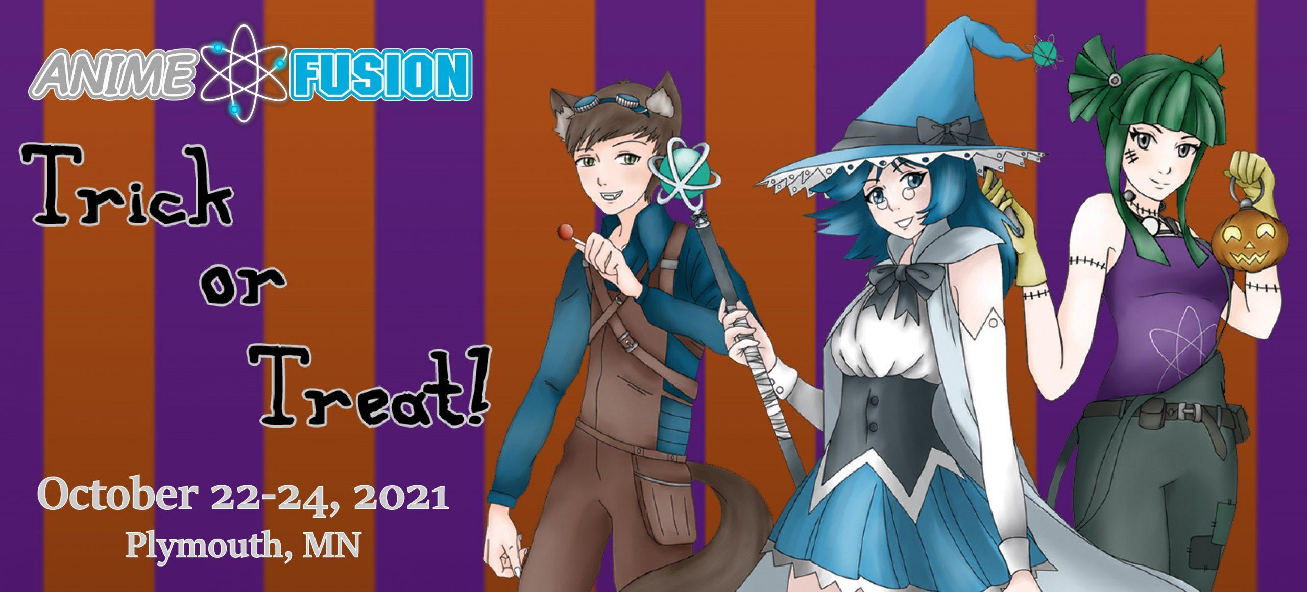 Anime Fusion 2021